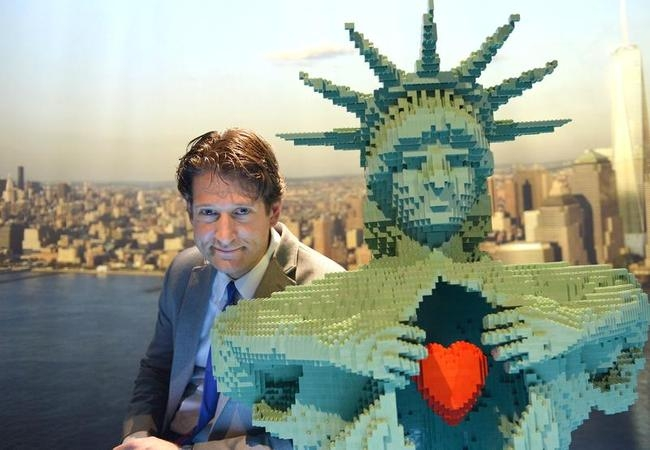 Lego Exhibition in New York