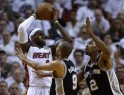 San Antonio Spurs v Miami Heat - Game 7
