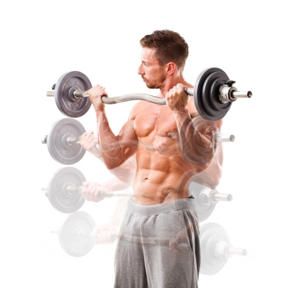 20 Upper Body Workouts for Men Barbell curl