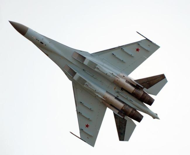 Su-35: Russia