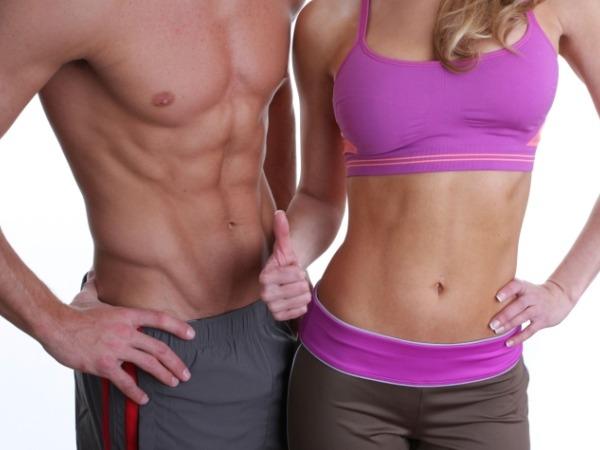 Ab Workout: heavy compound movements