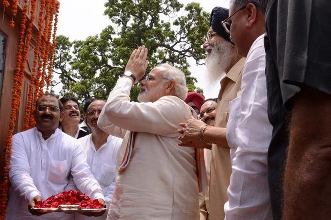 INDIA-POLITICS-BJP