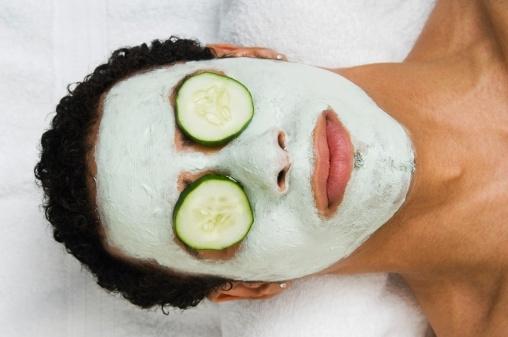 Best Homemade Face Pack for Monsoon # 15: Green tea face pack