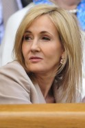 British Author J K Rowling