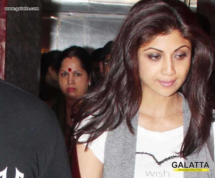 Shilpa Shetty Kundra  Courtesy: Galatta