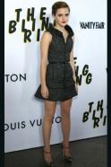 Chanel dress + Giuseppe Zanotti heels