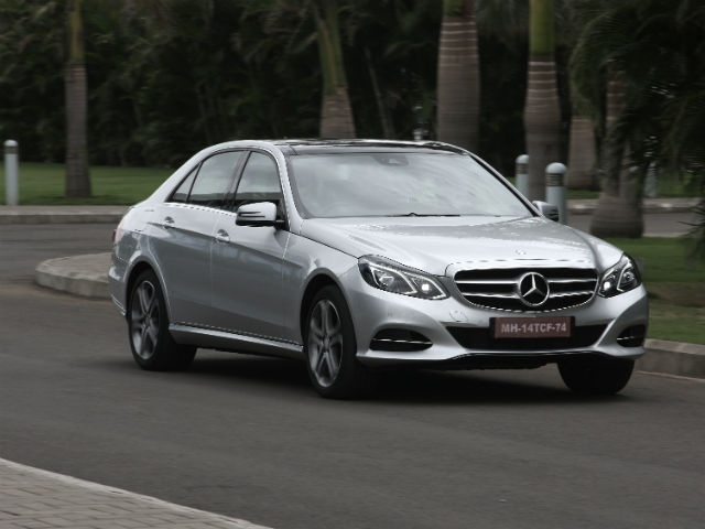 2013 Mercedes-Benz E-Class: First Drive