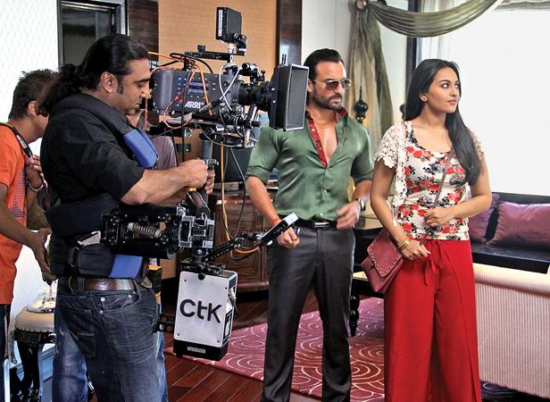 Saif Ali Khan, Sonakshi Sinha