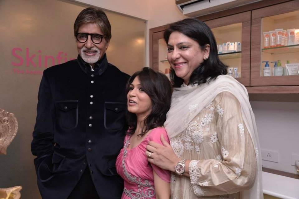 Amitabh Bachchan, Priya Dutt