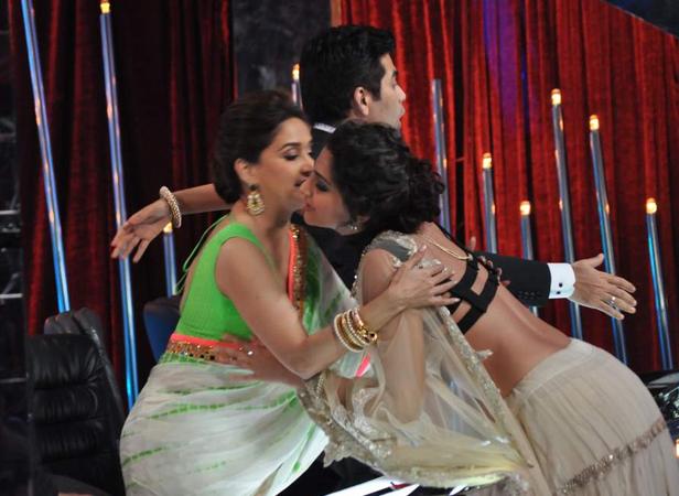 Karan Johar, Madhuri Dixit, Sonam Kapoor