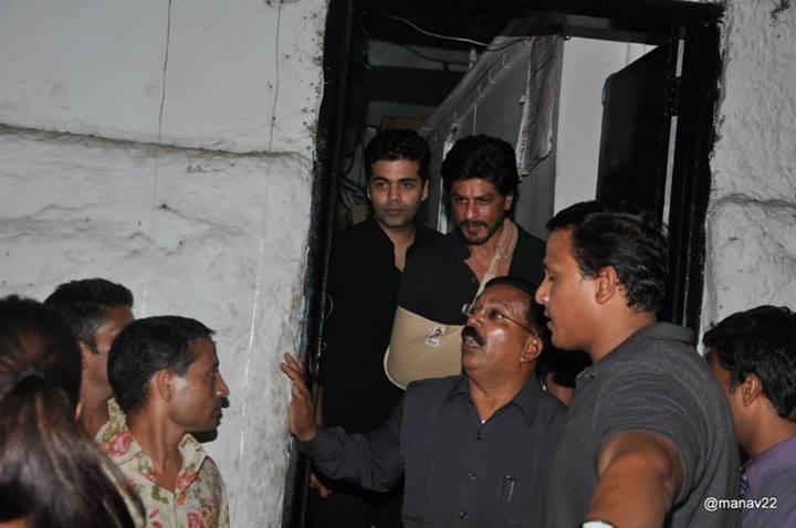 Karan Johar, Shah Rukh Khan