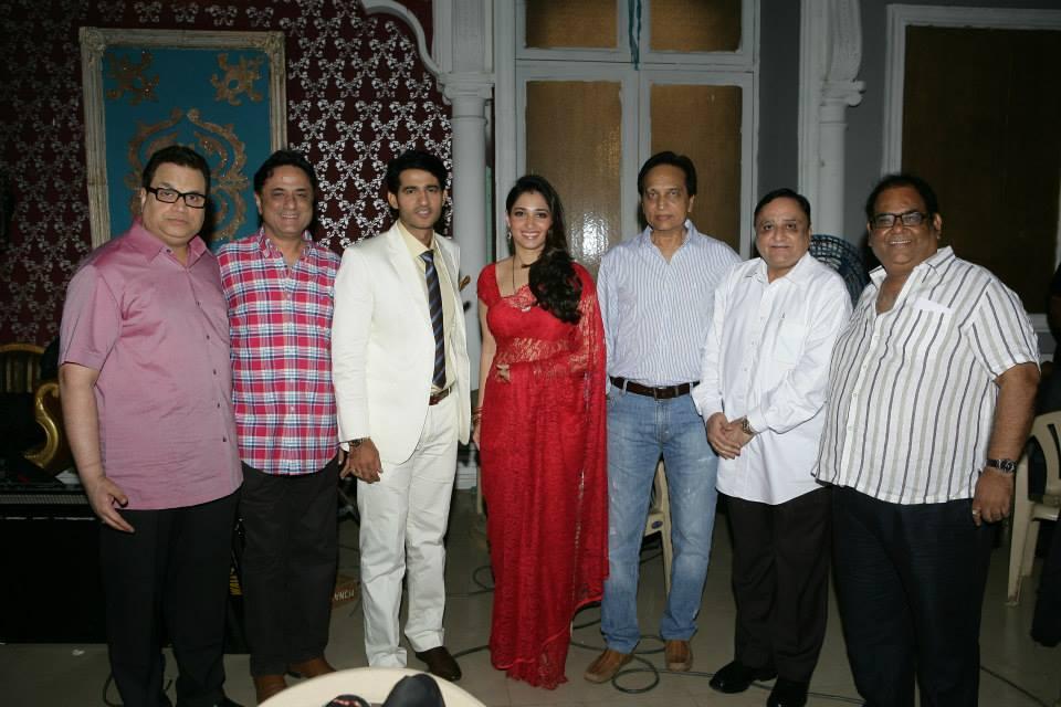 Ramesh Taurani, Harry Baweja, Hiten Tejwani, Tamanna Bhatia, Ratan Jain, Vikas Mohan, Satish Kaushik