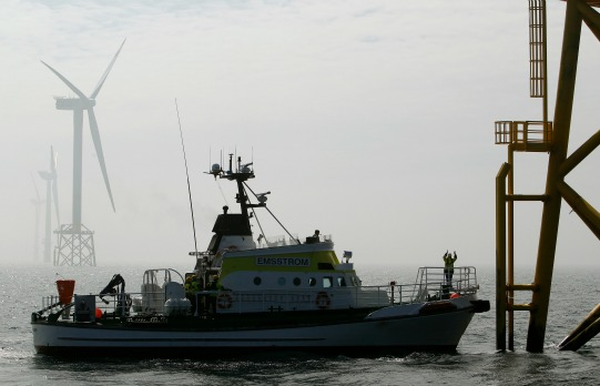 Alpha Ventus Wind Farm