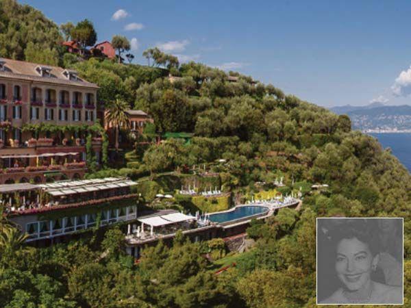 Ava Gardner - Hotel Splendido