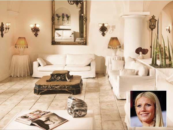 Gwyneth Paltrow - Capri Palace Hotel & Spa