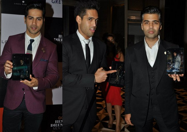 It was an evening to honour the best-dressed men of the country. GQ magazine honoured the most stylish men of the year by hosting a bash at Four Seasons in Mumbai.