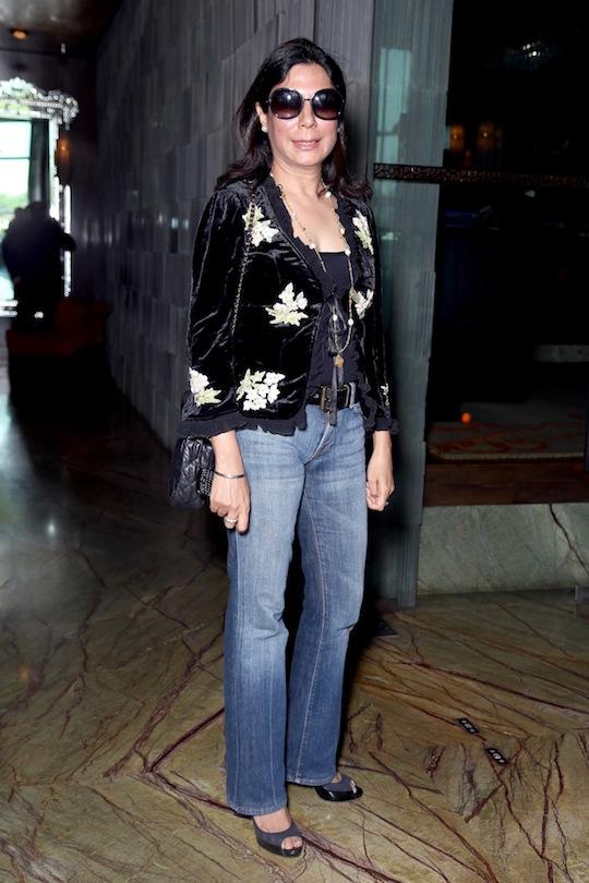Harmeet Bajaj at the Vogue Wedding Show