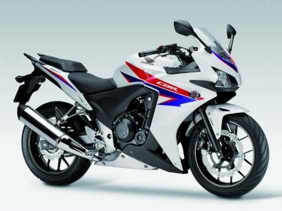Honda CB400 range