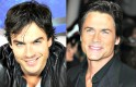 Ian Somerhalder and Rob Lowe