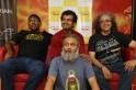 Indian Ocean at Radio Mirchi Delhi