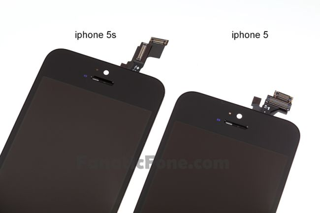 iPhone 5S Leaked Image