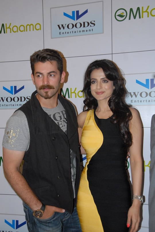 Ameesha Patel and Neil Nitin Mukesh unveiled the second edition of Jaipur Premier League.                All prominent cricketers from Rajasthan will be seen in action in the Jaipur Premier League (JPL) Season 2 set to start from June 28, 2013 to July 7,2013.