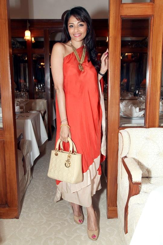 Kalyani Chawla at the Vogue Wedding Show