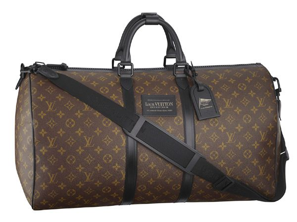 Louis Vuitton Waterproof Keepall bag