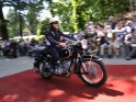 Motorcycles at the Concorso d'Eleganza Villa d'Este 2013