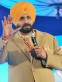 Navjyot Singh Sidhu