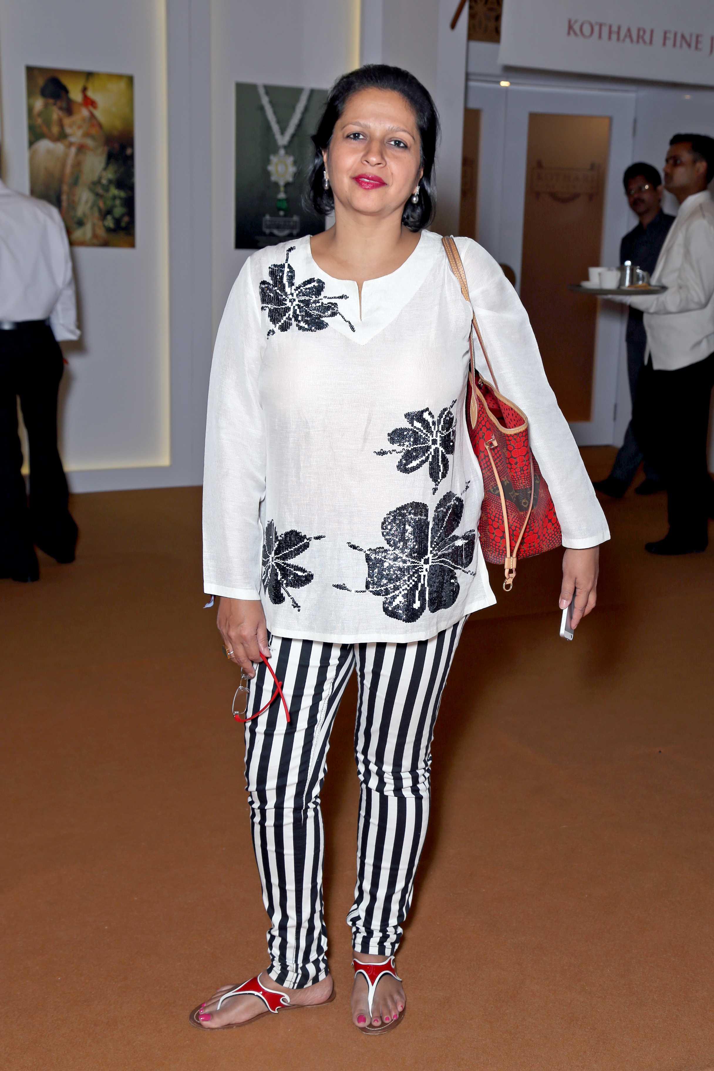 Priya Paul at the Vogue Wedding Show