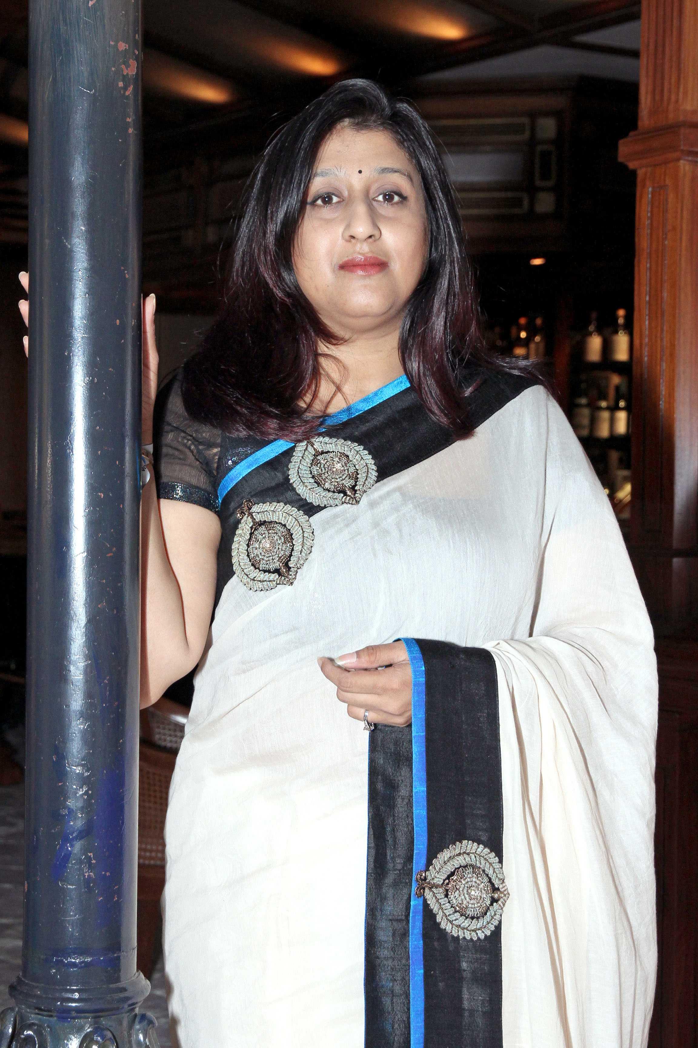 Priya Tanna, Editor of Vogue India at the Vogue Wedding Show