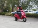 Piaggio Vespa VX ride