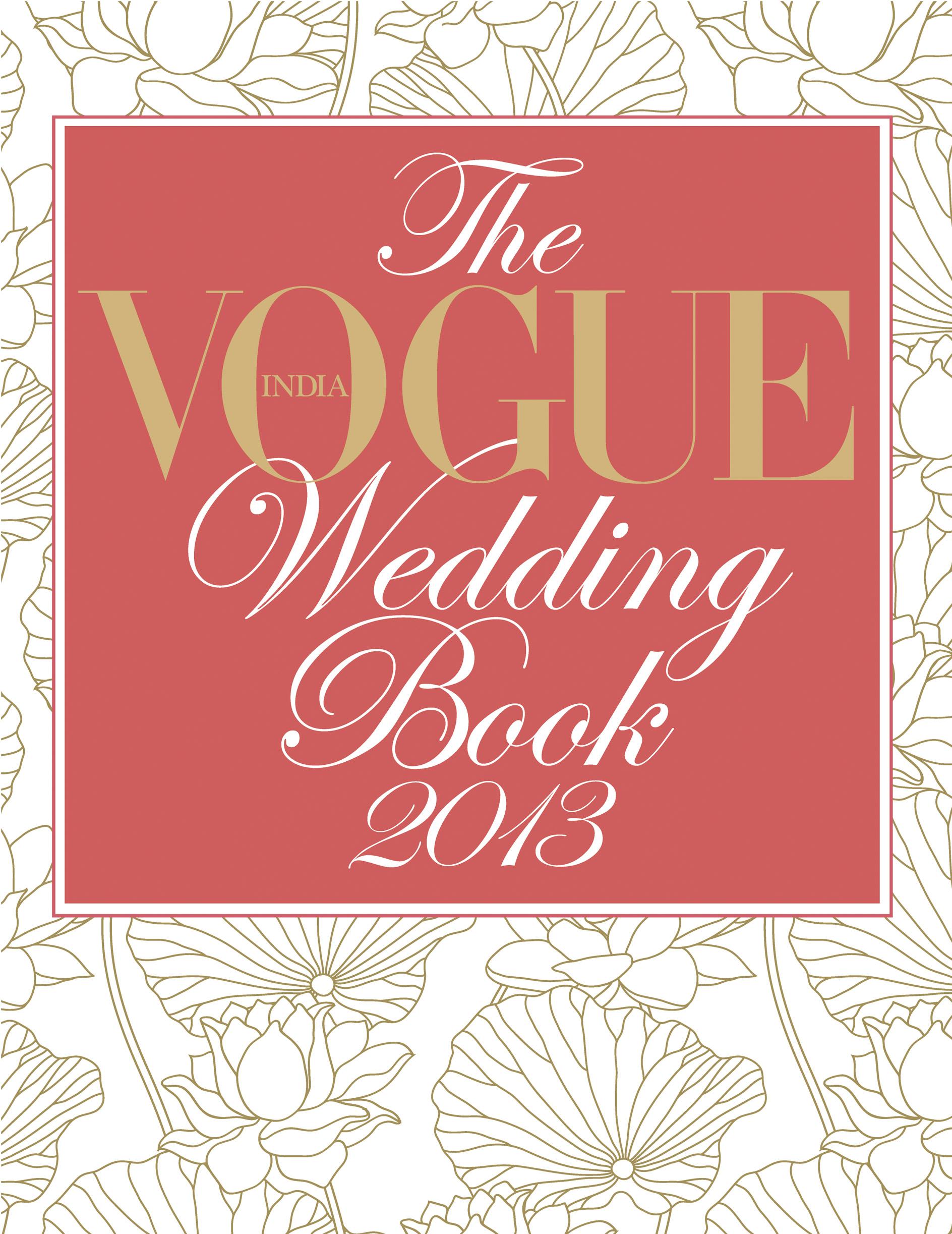 Vogue Wedding Book