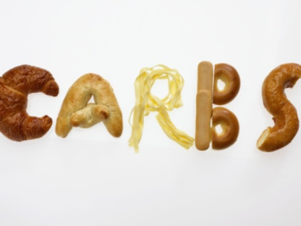 Healthy carbs are important