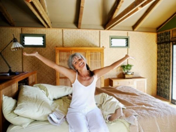 Healthy Weekend Idea # 1: Wake up early