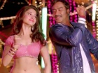 Tamanna and Ajay Devgn