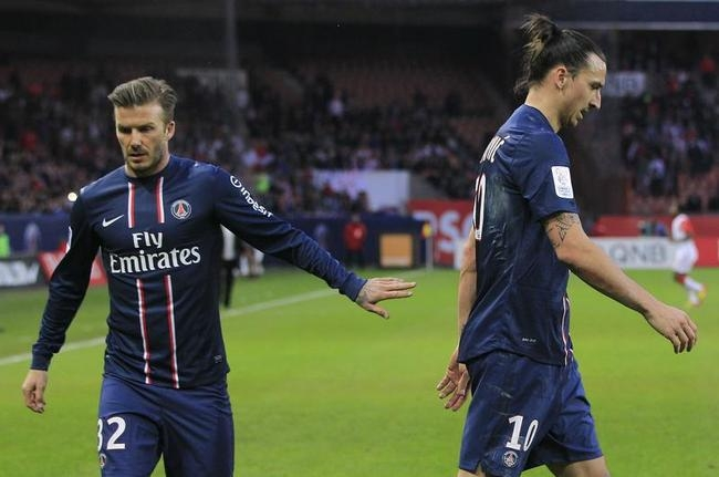 Paris Chants Beckham, Beckham!