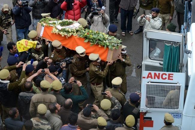 INDIA-PAKISTAN-KASHMIR-UNREST-ATTACKS