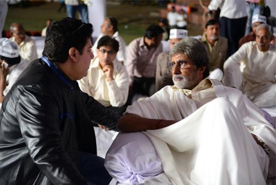 Amitabh Bachchan, Sajid Khan
