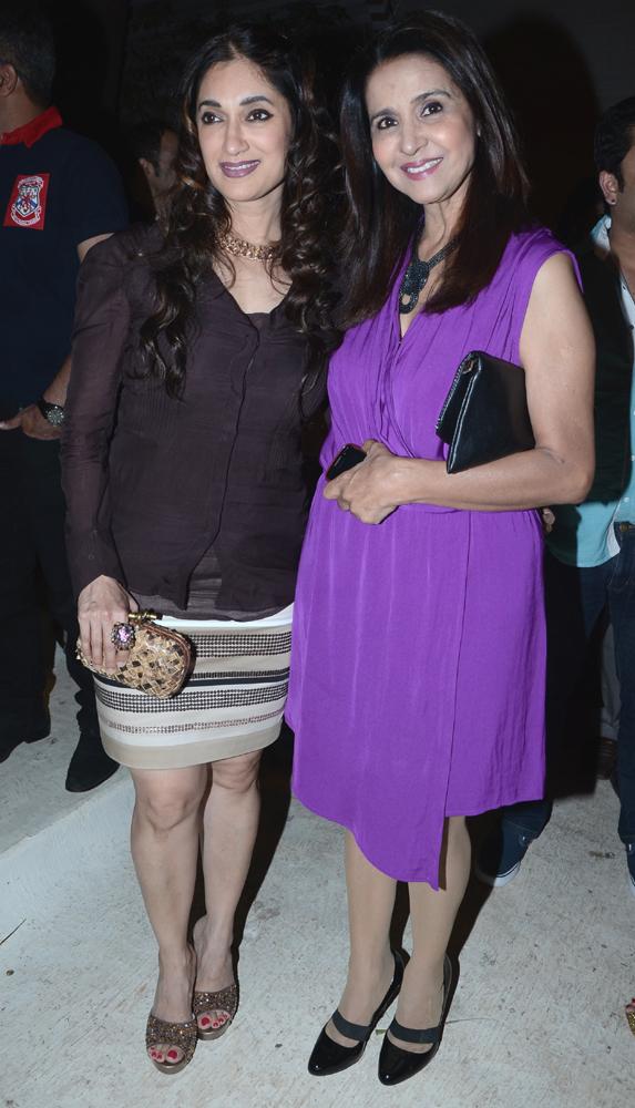 Lucky Morani, Sharon Prabhakar