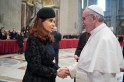 Pope Francis Meets World Leaders and Dignitaries