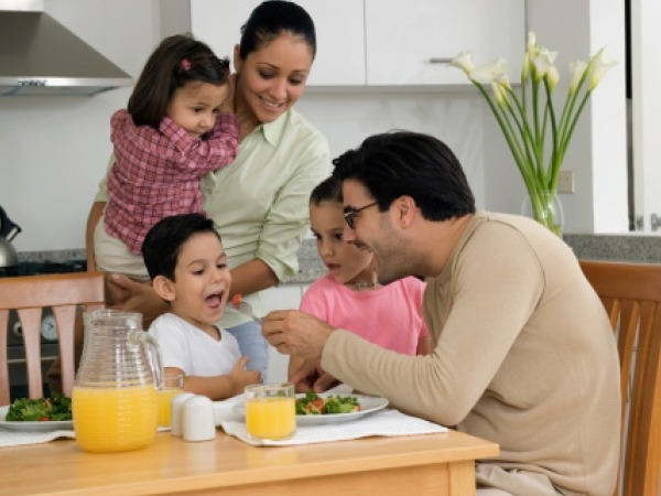 Best Way to Healthy Eating # 5: Breakfast is important