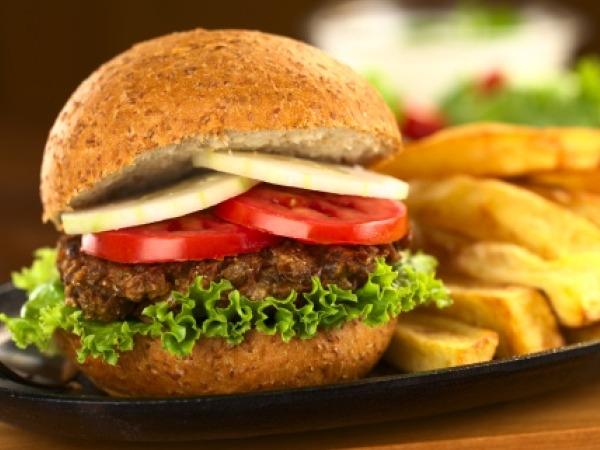 Healthy Fast Foods # 3: Subway's Veg Shammi