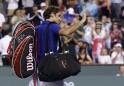 Rafael Nadal beats Roger Federer at Indian Wells