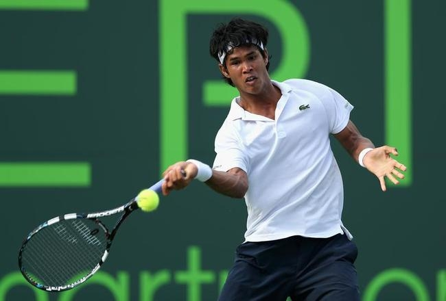 Somdev Devvarman loses to Novak Djokovic
