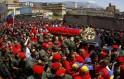 Hugo Chavez's Funeral