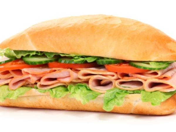 Healthy Fast Foods # 2: Subway's Turkey & Chicken Ham
