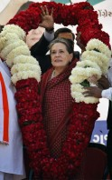No. 1: Sonia Gandhi- Congress party President