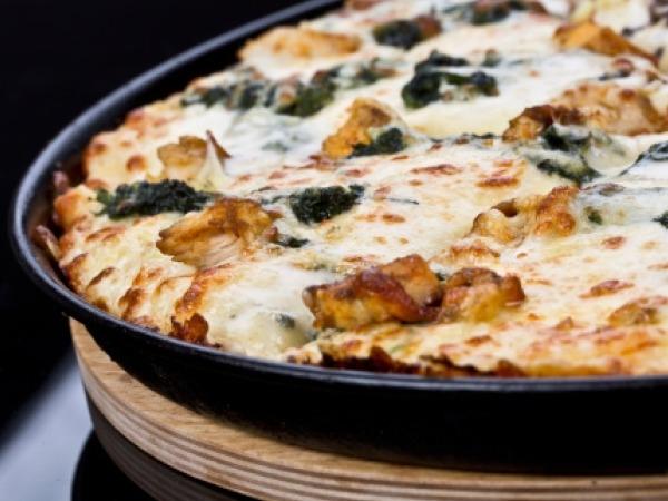 Healthy Fast Foods # 7: Pizza hut's Zesty Chicken